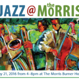 Jazz @ The Morris May 21st from 4-8 pm Downtown Reno