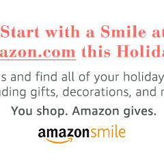 Amazon Smile Band Support