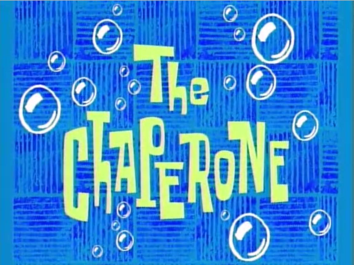 Chaperone Sign Ups